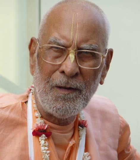 Narayana Maharaja Leaves His Body