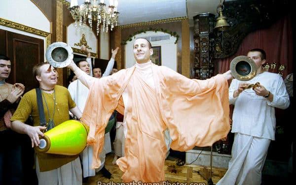 Radhanath Swami on Forgiveness