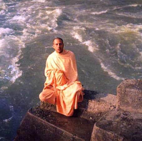 Radhanath Swami's Ganga-mata Sampradaya