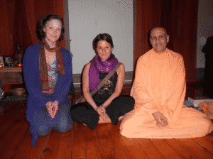 An Interview with a Spiritual Guru – Radhanath Swami
