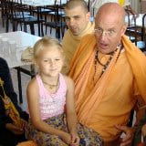 The Two Faces of Indradyumna Swami