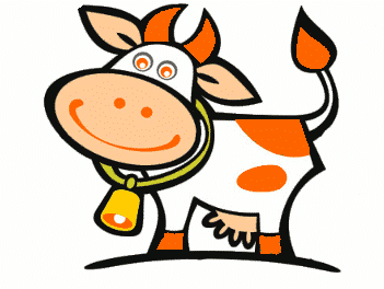 Krsna's Cows Vs Land (with Russian translation)