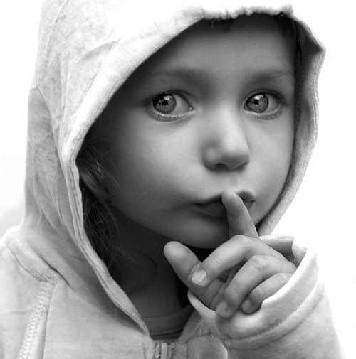 Don't Disturb The Faith of the Innocent
