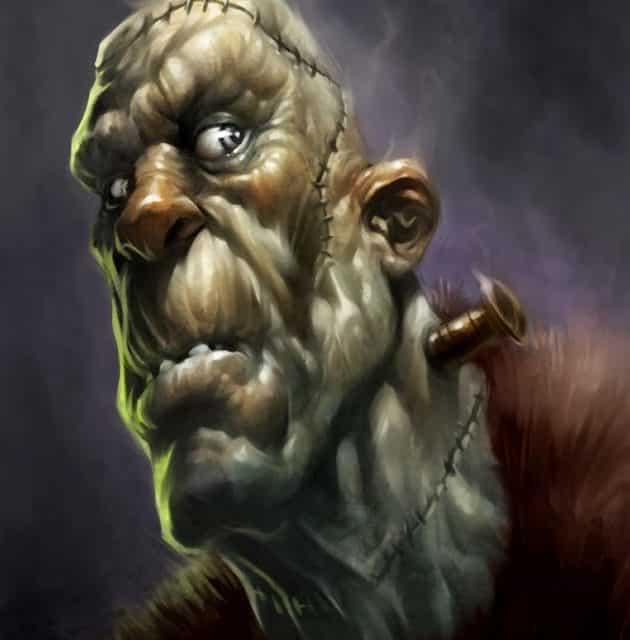 FISKCON Frankenstein Guru Experiment
