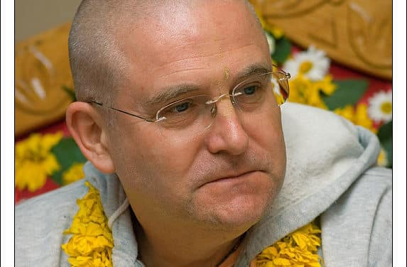 Prabhavisnu Swami's Bangkok Falldown