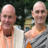 The Bhaktividya Purna Swami & Indradyumna Swami Connection