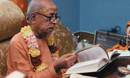 Srila Prabhupada's Works Are Conclusive