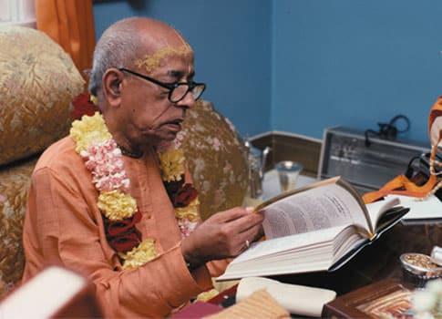 Srila Prabhupada's Works Are Conclusive