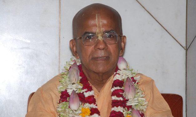 Abominable Activities by the secretary of H.H. Gopal Krishna Mahārāja