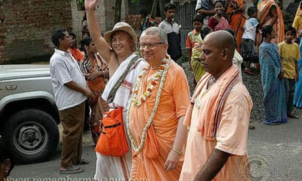 From The Archive: Morality & Ethics in ISKCON Leadership